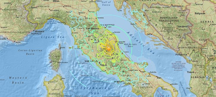 AT&T, T-Mobile, and Verizon waive fees following earthquake