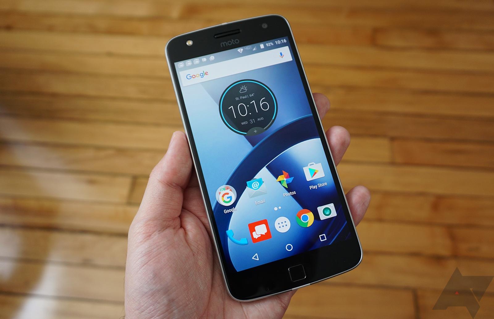 نتيجة بحث الصور عن Motorola Moto Z Play