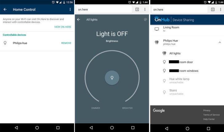 Google's OnHub Now Able To Control Philips Hue Lights