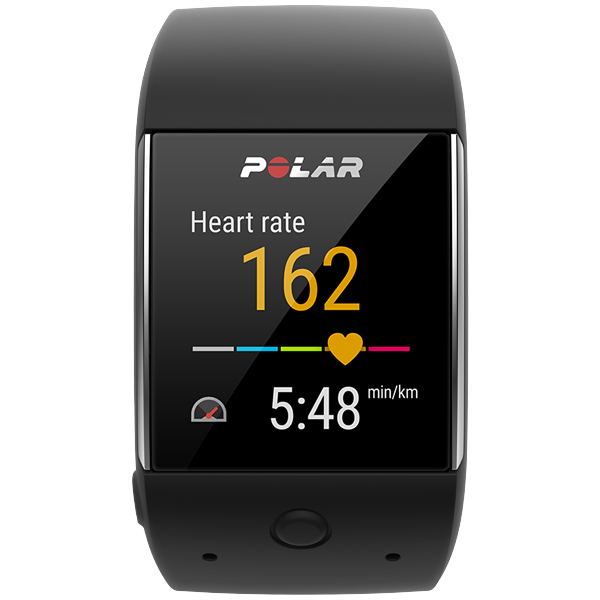 Polar M600 is a new sporty Android Wear smartwatch with ...
