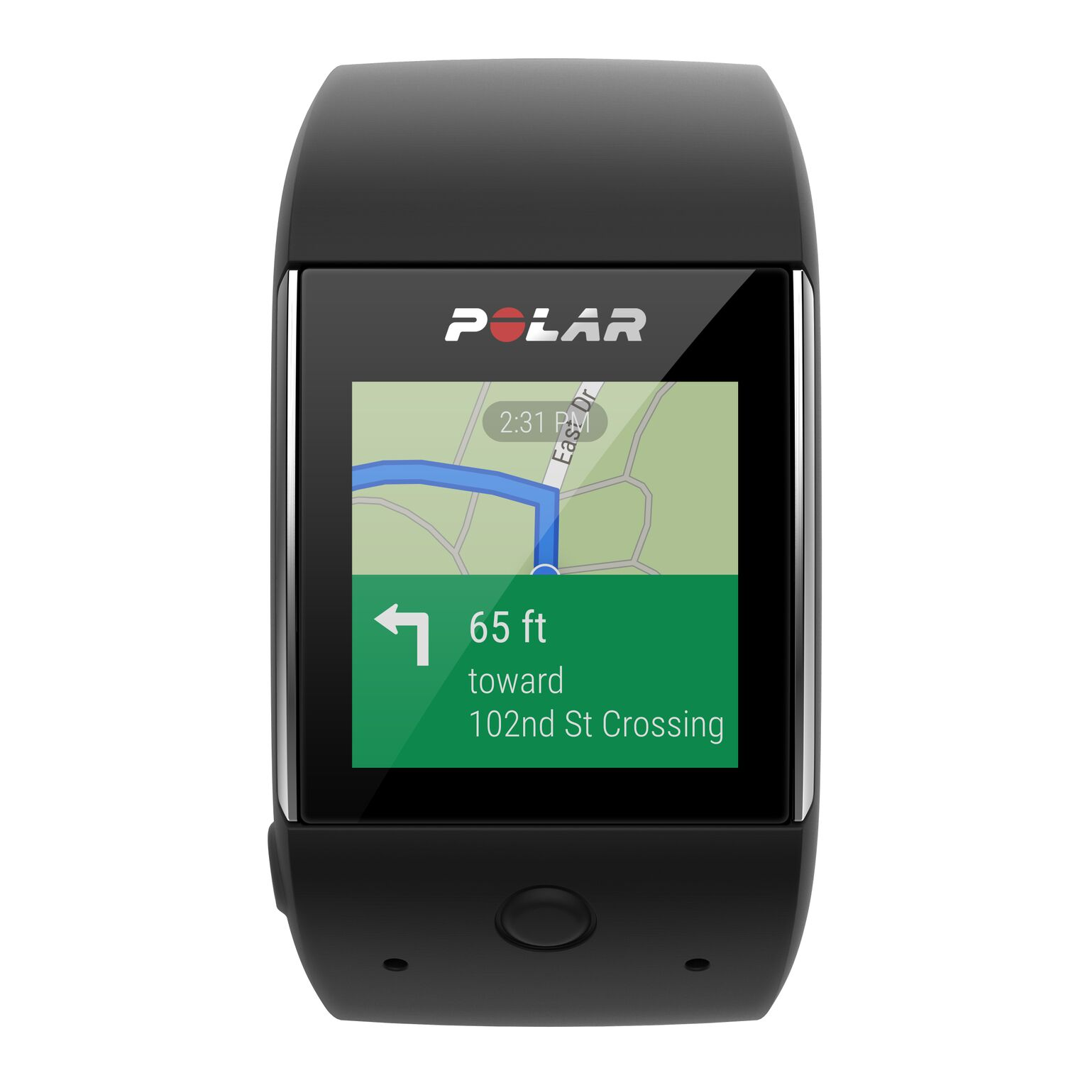 Polar M600 Is A New Sporty Android Wear Smartwatch With