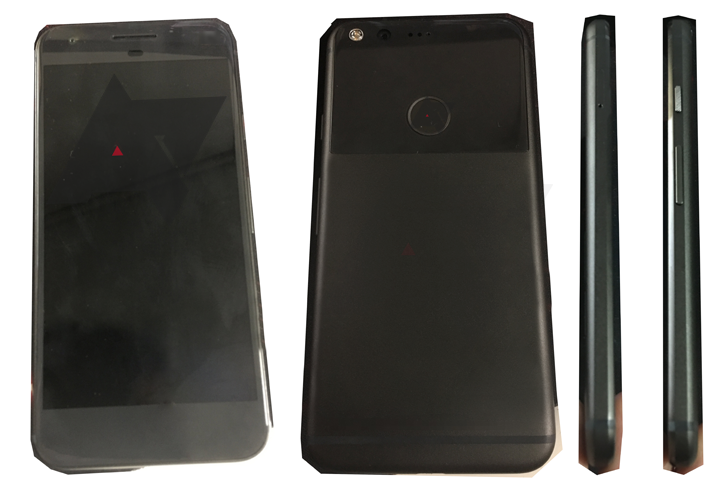 This is our first look at Google's upcoming Nexus