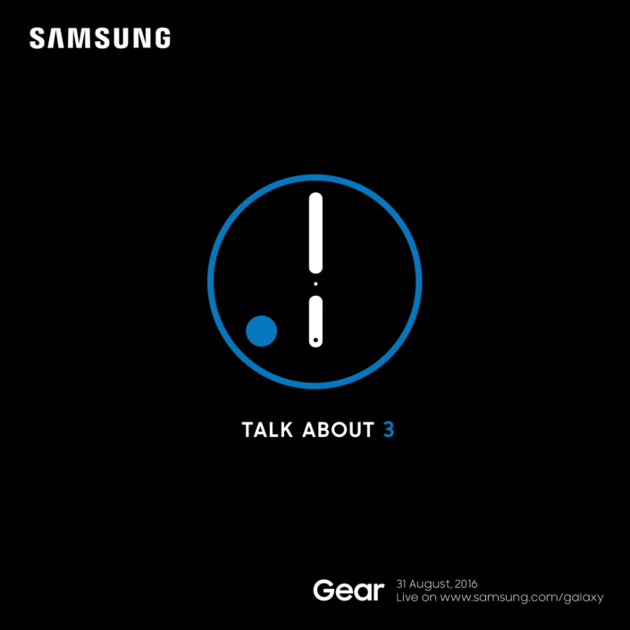 [Update: Gear S3 confirmed] Samsung sends out press invite ...