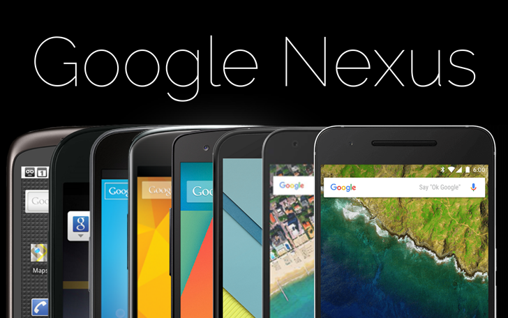 Video Six Years Of Nexus A Google Phone History