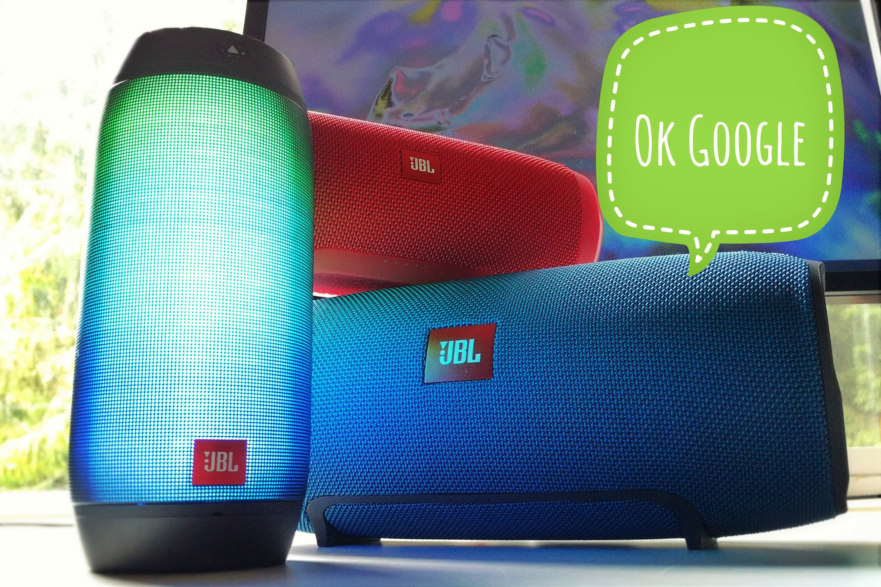 JBL updates its latest generation of speakers with Google