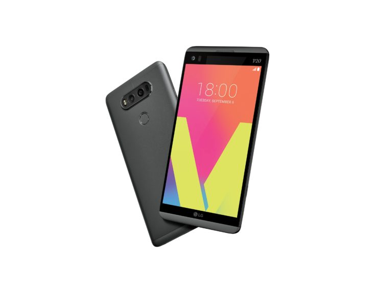 LG, Mobile Carriers Spicing Up V20 Pre-Sale
