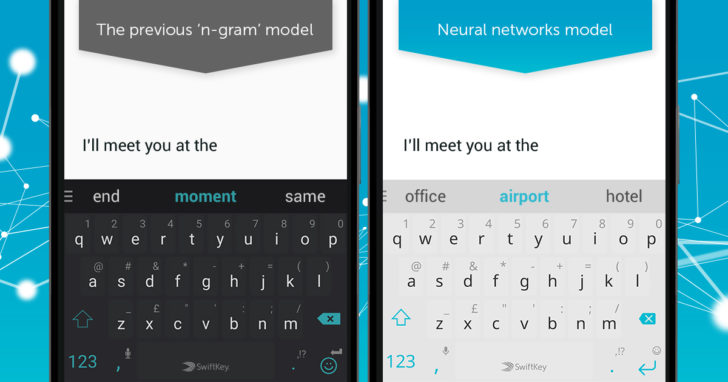 SwiftKey for Android Power Driven by Neural Networks for Better Text Prediction