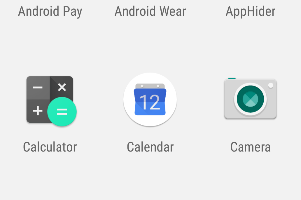 Pixel Launcher works with Google Calendar to show the