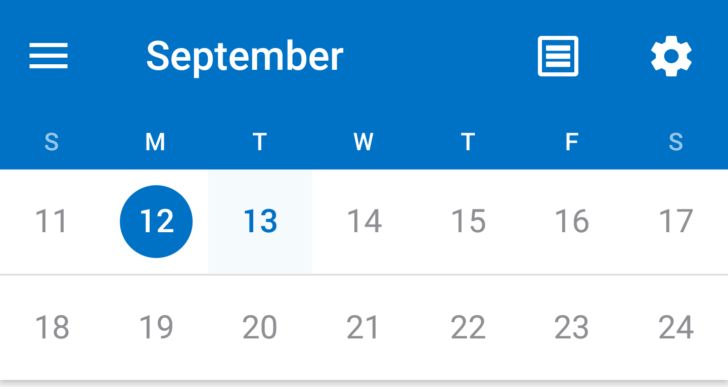 microsoft has announced a series of upgrades to the calendar portion of the mobile version of outlook these are mostly borrowed features from the