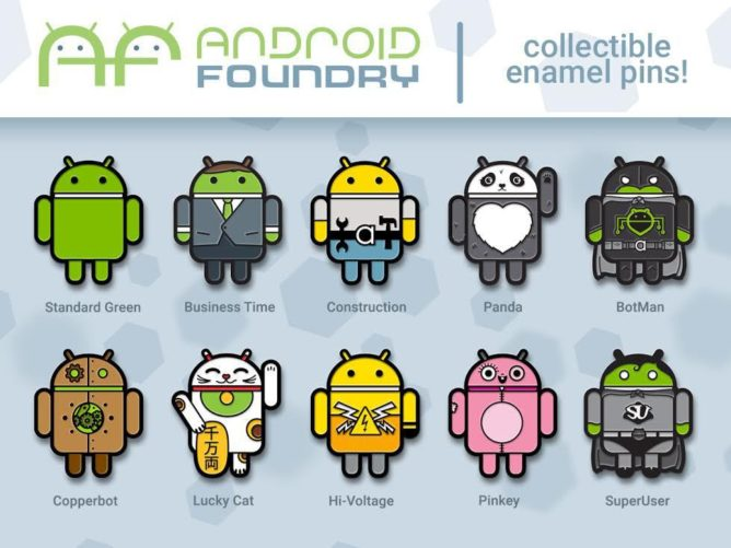 android-foundry-enamel-pins