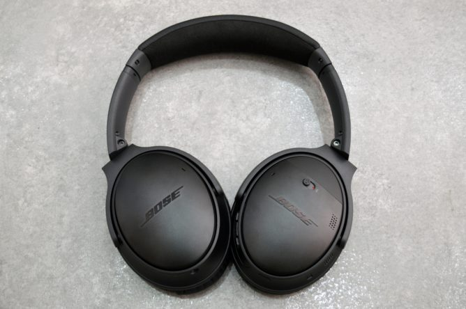 bose qc35. and if you\u0027re anything like me you are not super picky about a specific sound profile or frequency, you\u0027ll love hearing most of your music with them. bose qc35