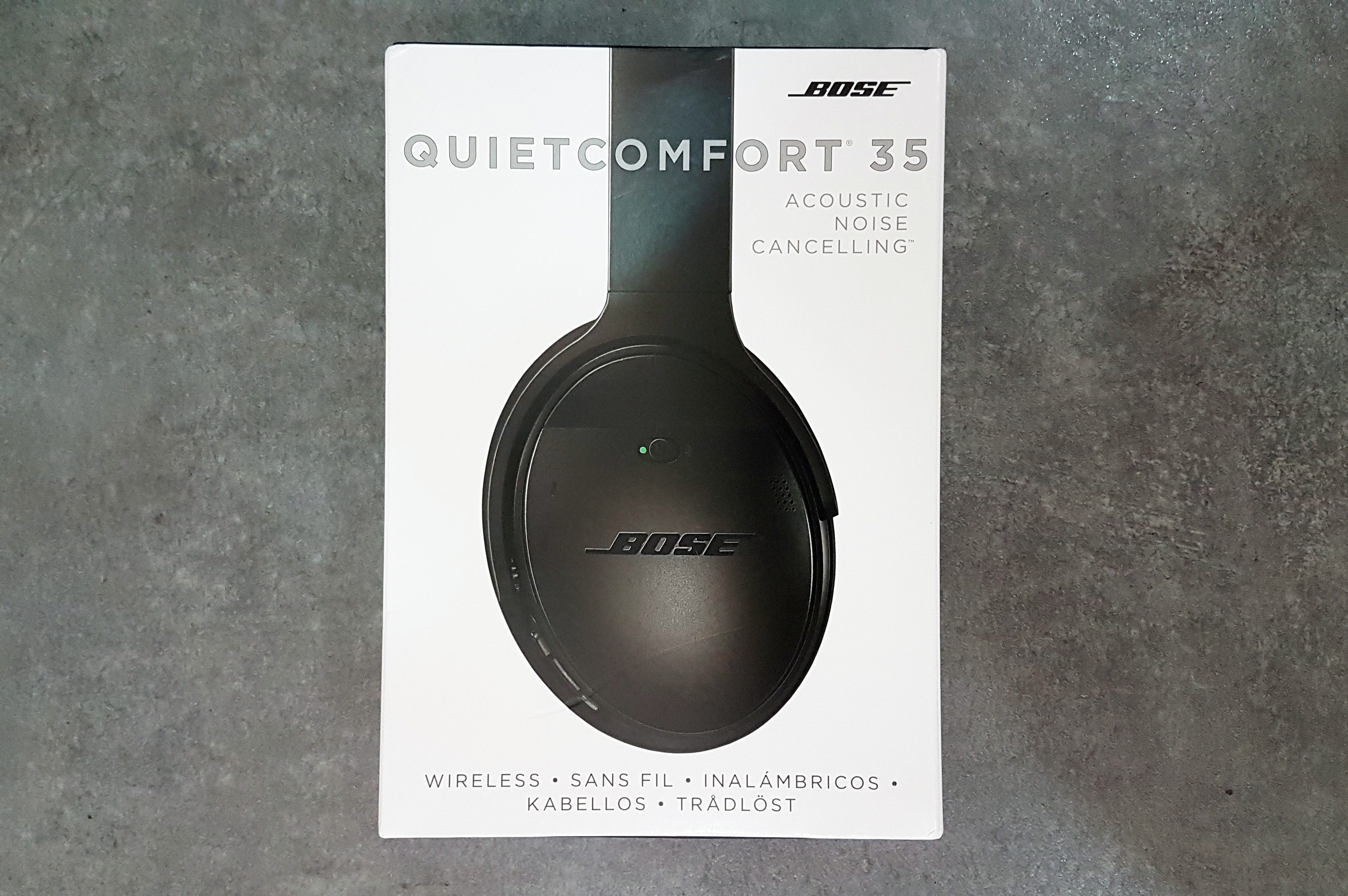 Bose Quietcomfort 35 Review Superb Quiet And Comfort Come With A