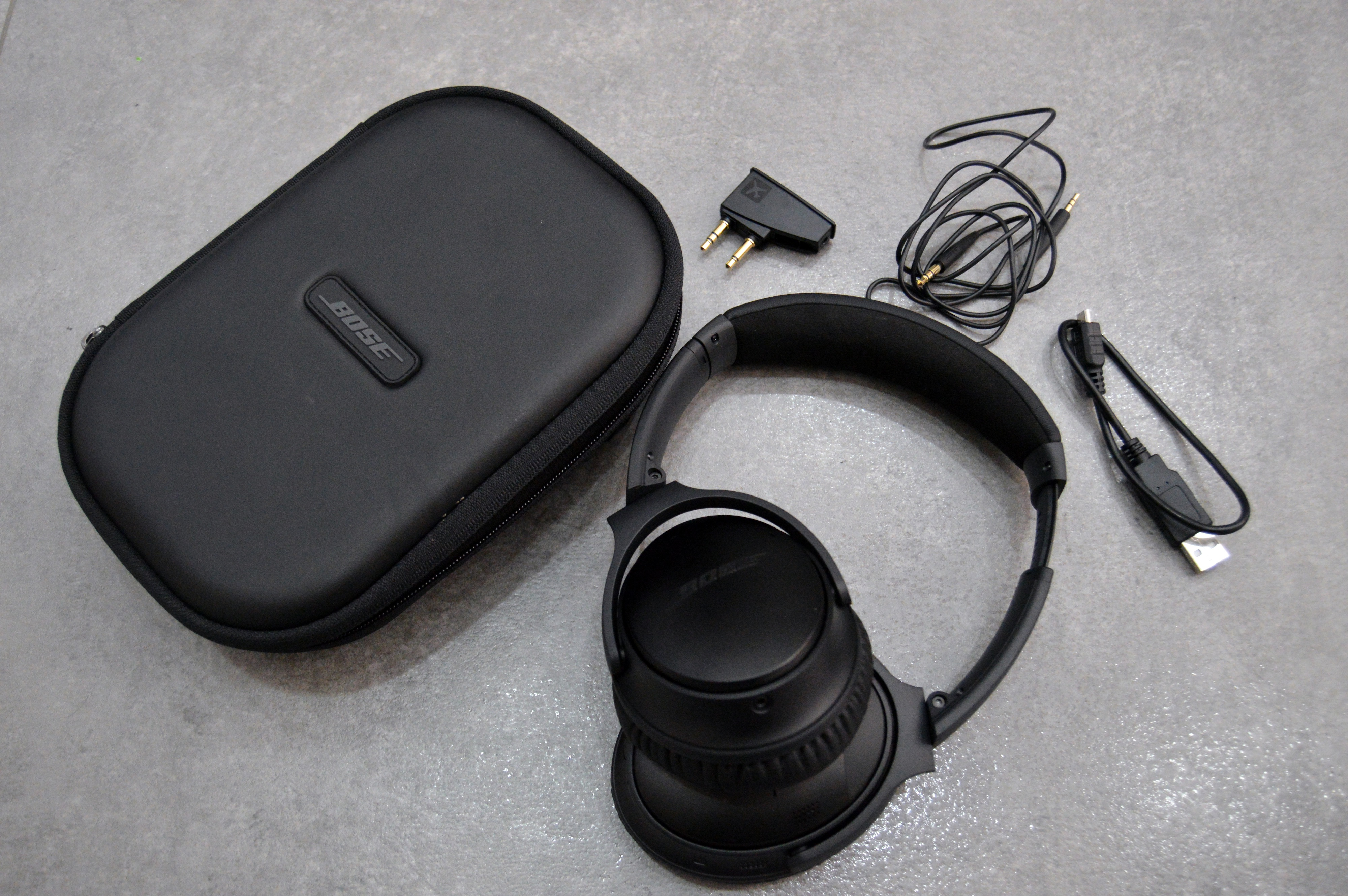 bc6b44d31a8 Bose QuietComfort 35 review: Superb quiet and comfort come with a ...