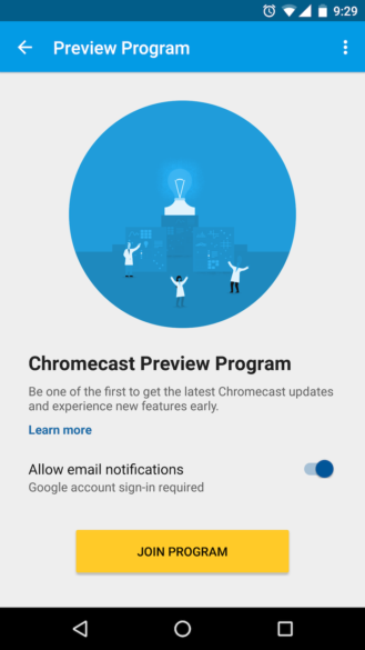 chromecast-preview-program-2