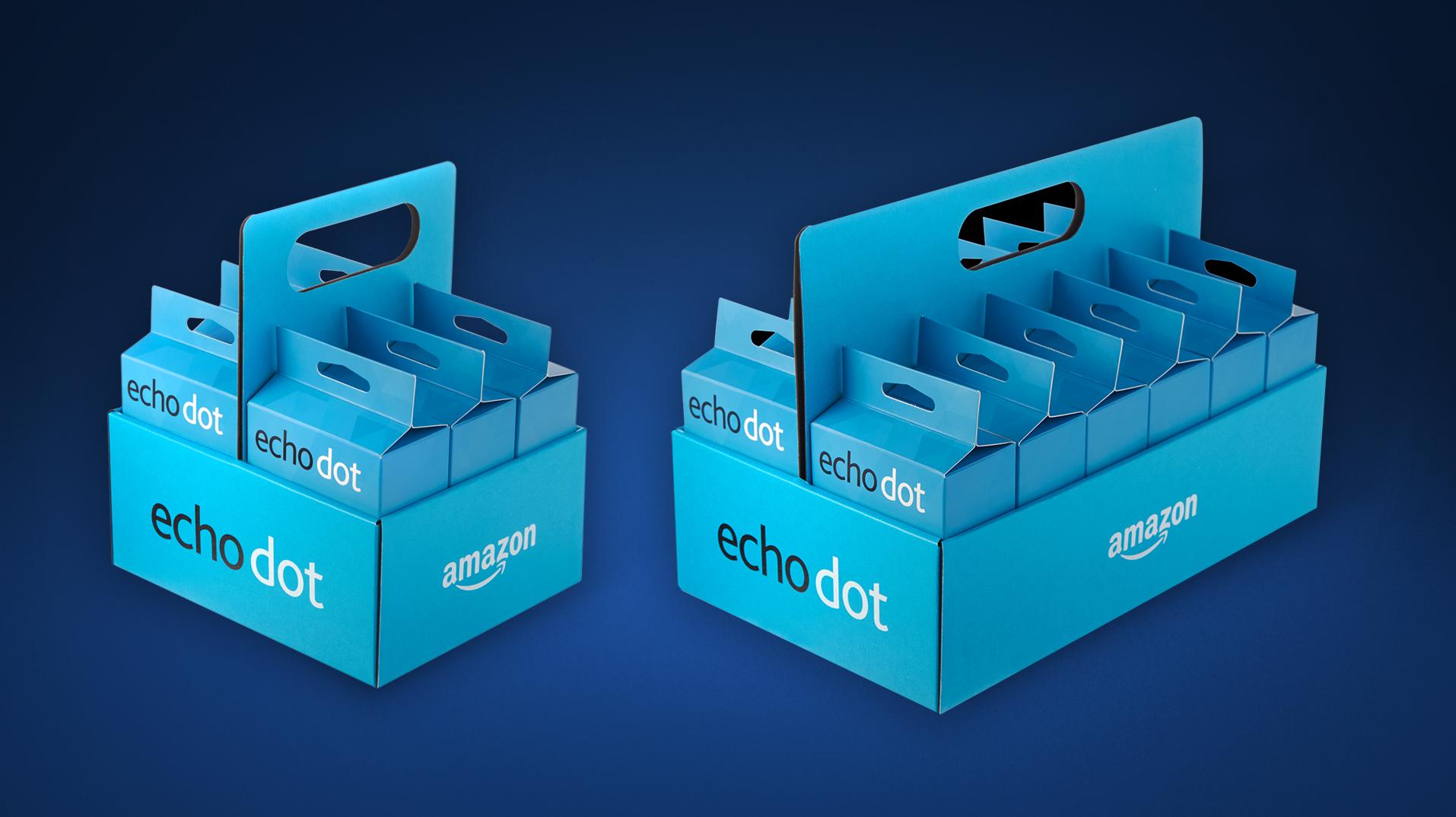 amazon announces cheaper and better echo dot will. Black Bedroom Furniture Sets. Home Design Ideas