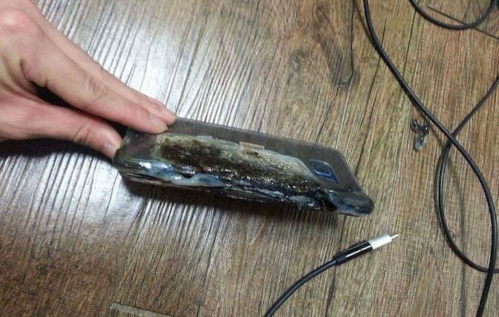 Samsung Galaxy Note7 global recall due to exploding batteries could be imminent