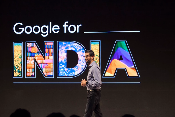 Google is breaking language barriers in India