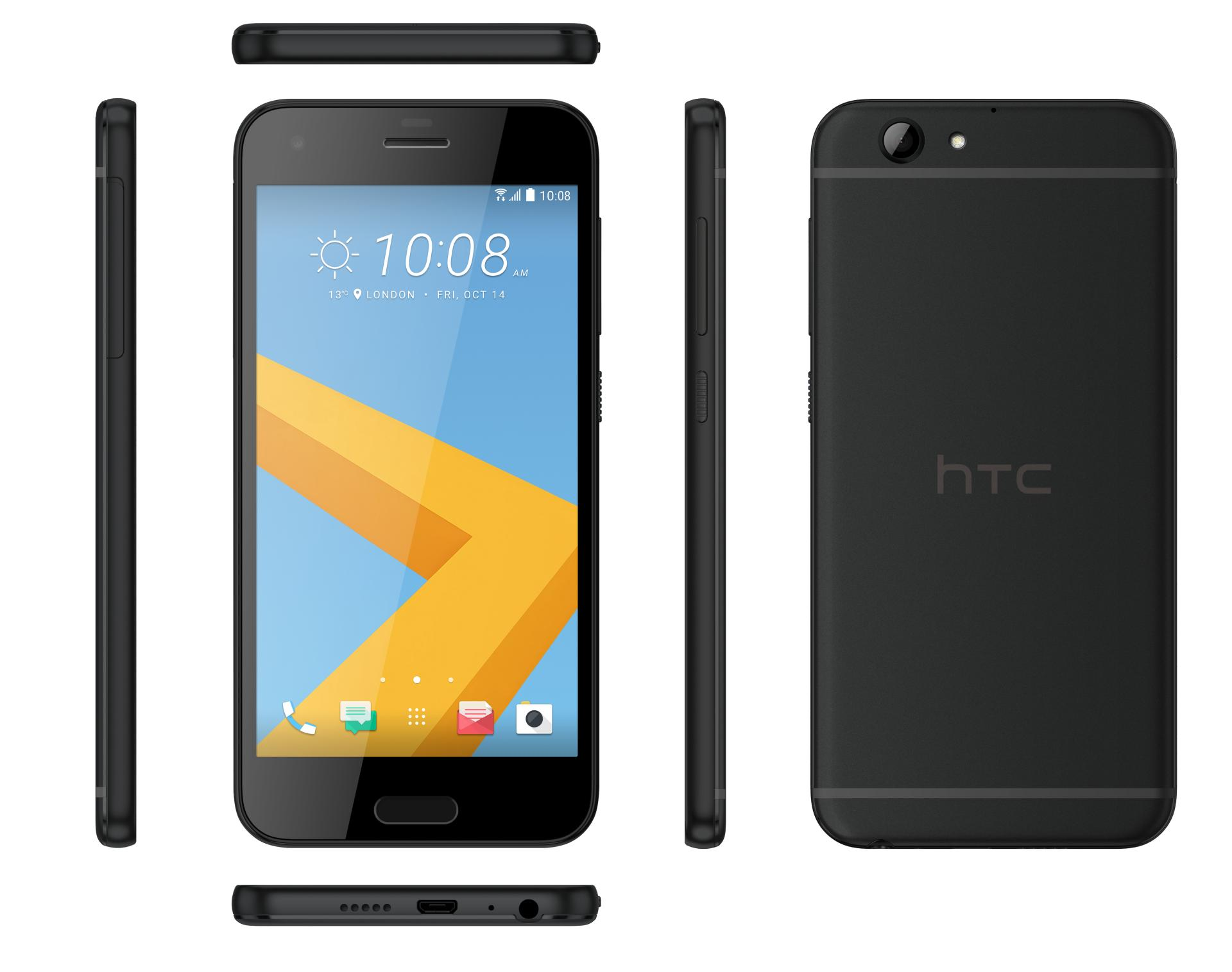 HTC One A9s is official with more iPhone similarities and ...