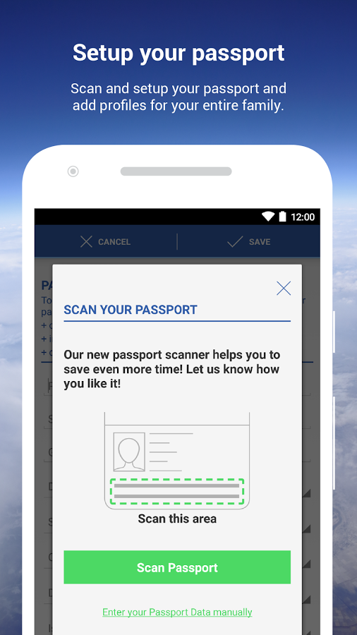 Mobile Passport gets tinted status bar, support for two new