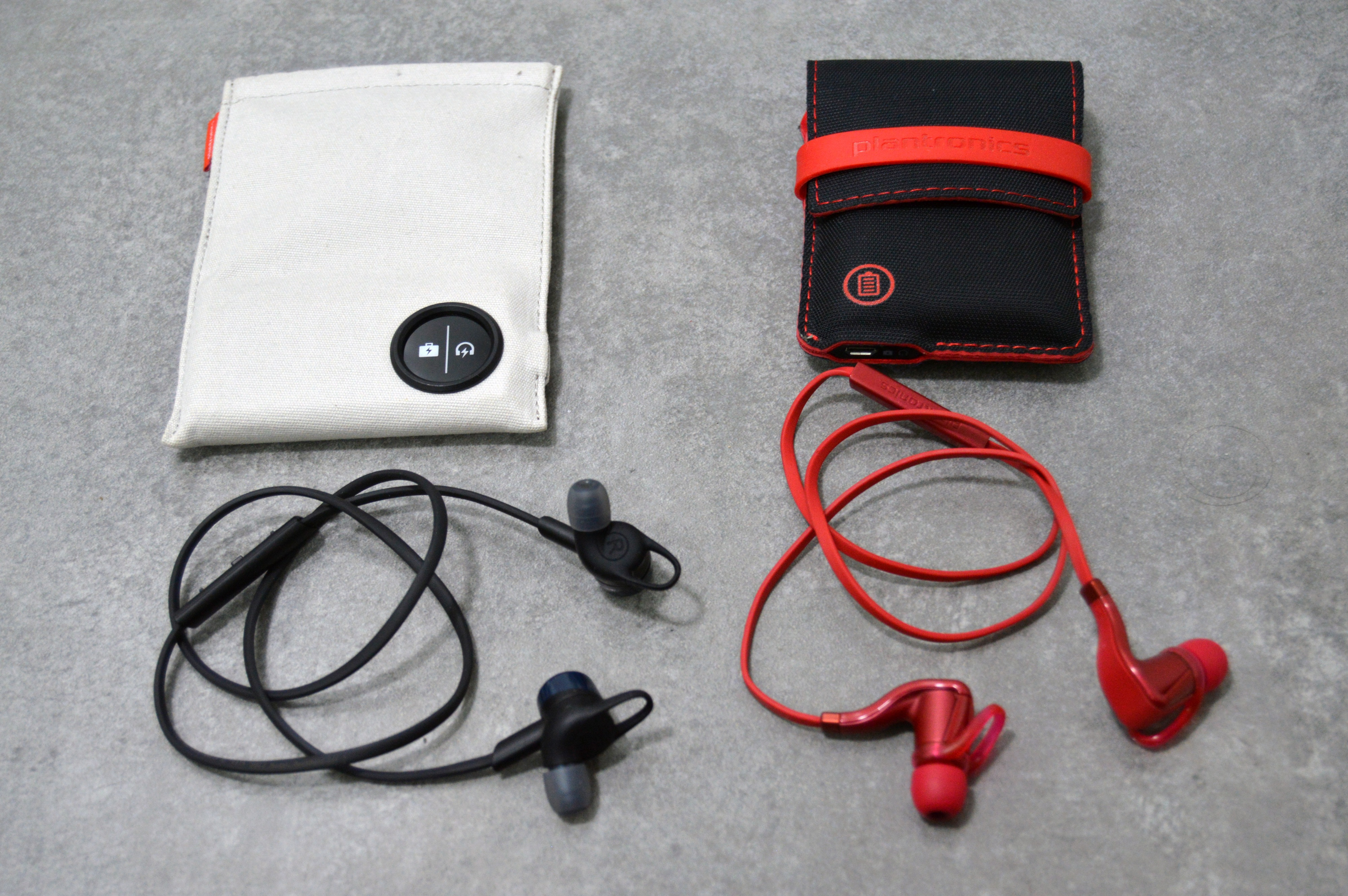 promo code ade59 eabb0 Plantronics BackBeat GO 3 review: A worthy upgrade with divisive fit ...