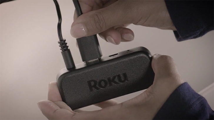 The Roku Express. It's so cute!