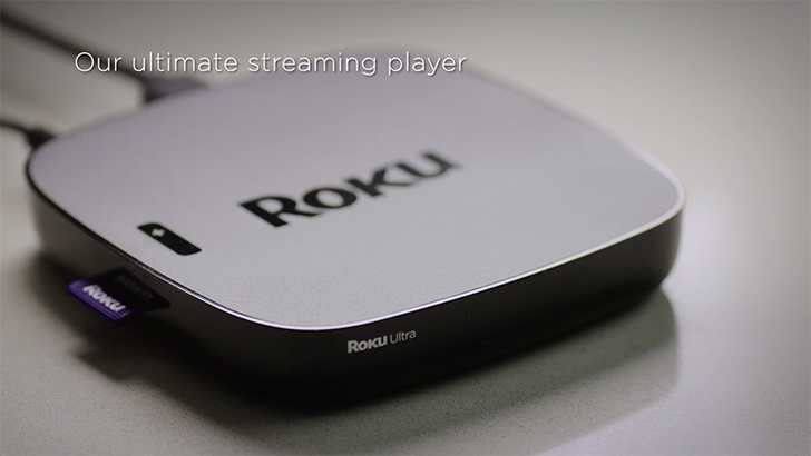The Roku Ultimate.