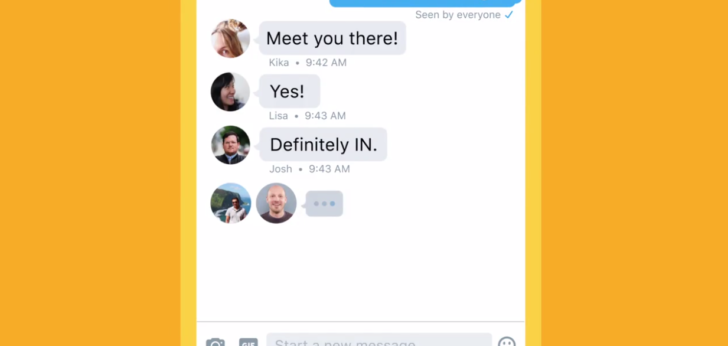 Twitter's DMs now feature read receipts and some other new ...
