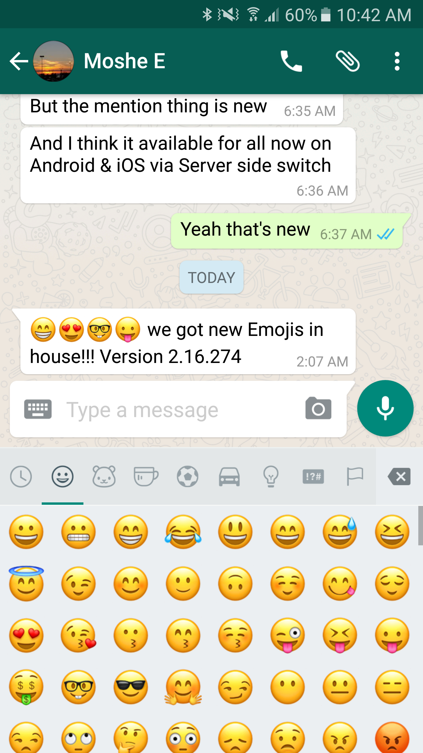 ios 10 emojis on android apk
