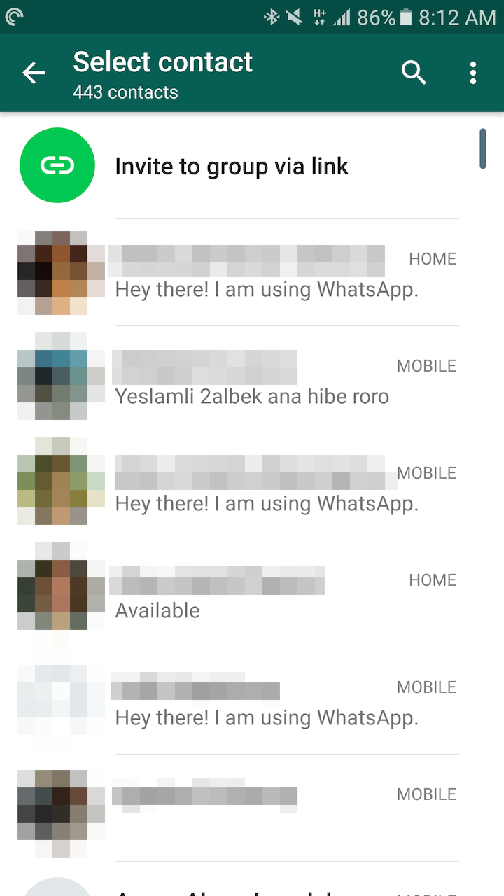 WhatsApp's public group links are now live in the latest beta (bonus