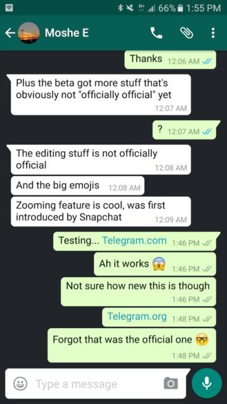 whatsapp-telegram-links