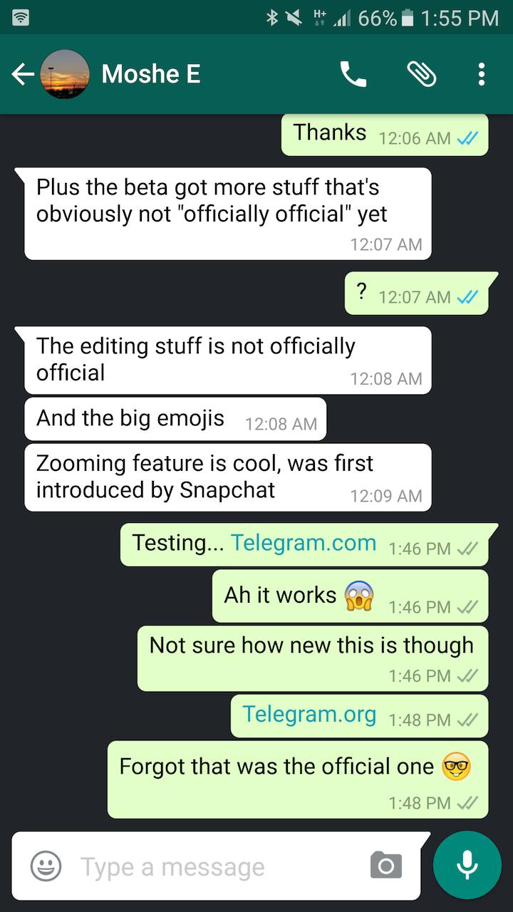 [Update: Block has been lifted] WhatsApp Is Blocking ...