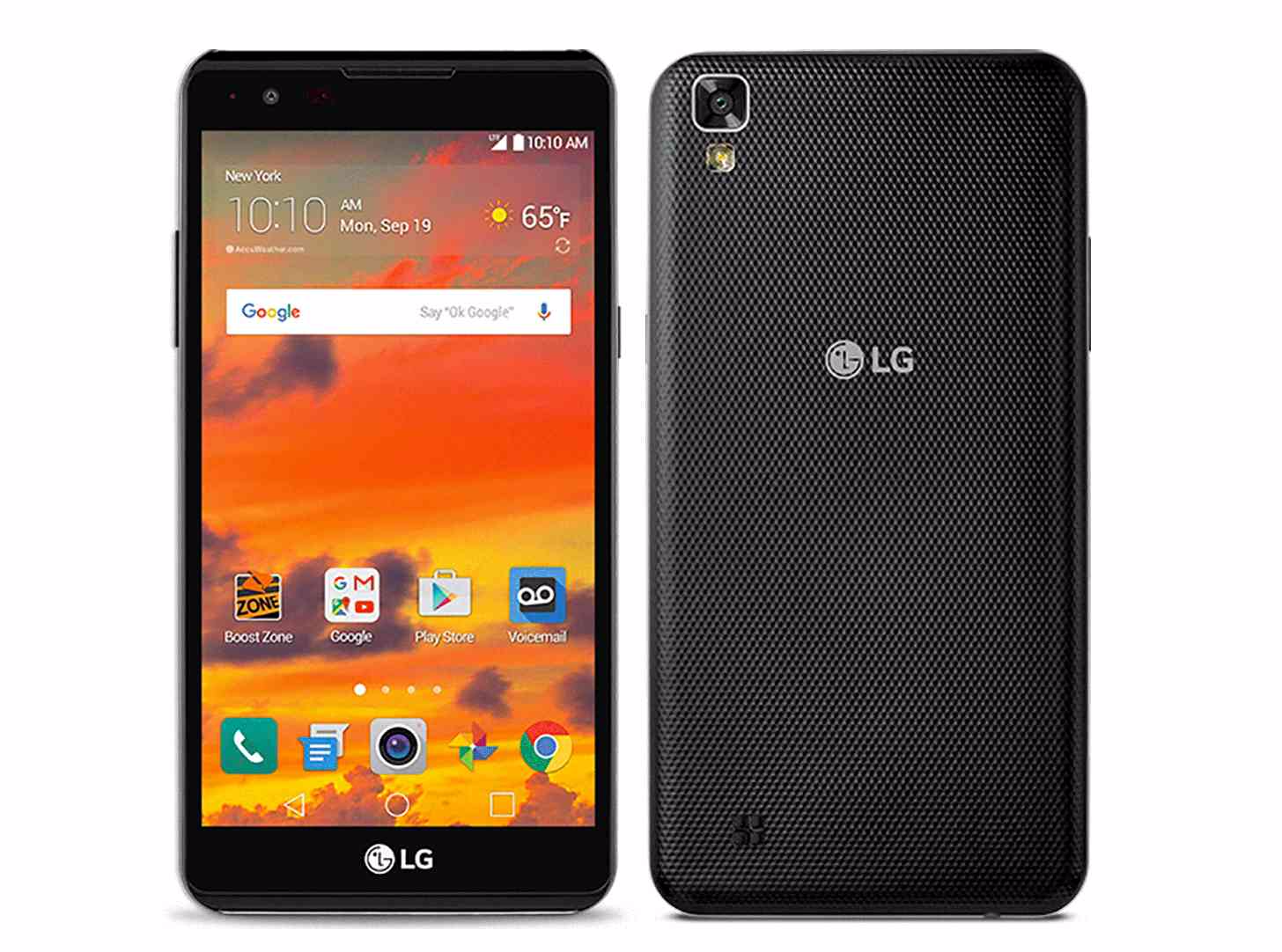 lg launches sprint and boost mobile 39 s first mediatek. Black Bedroom Furniture Sets. Home Design Ideas