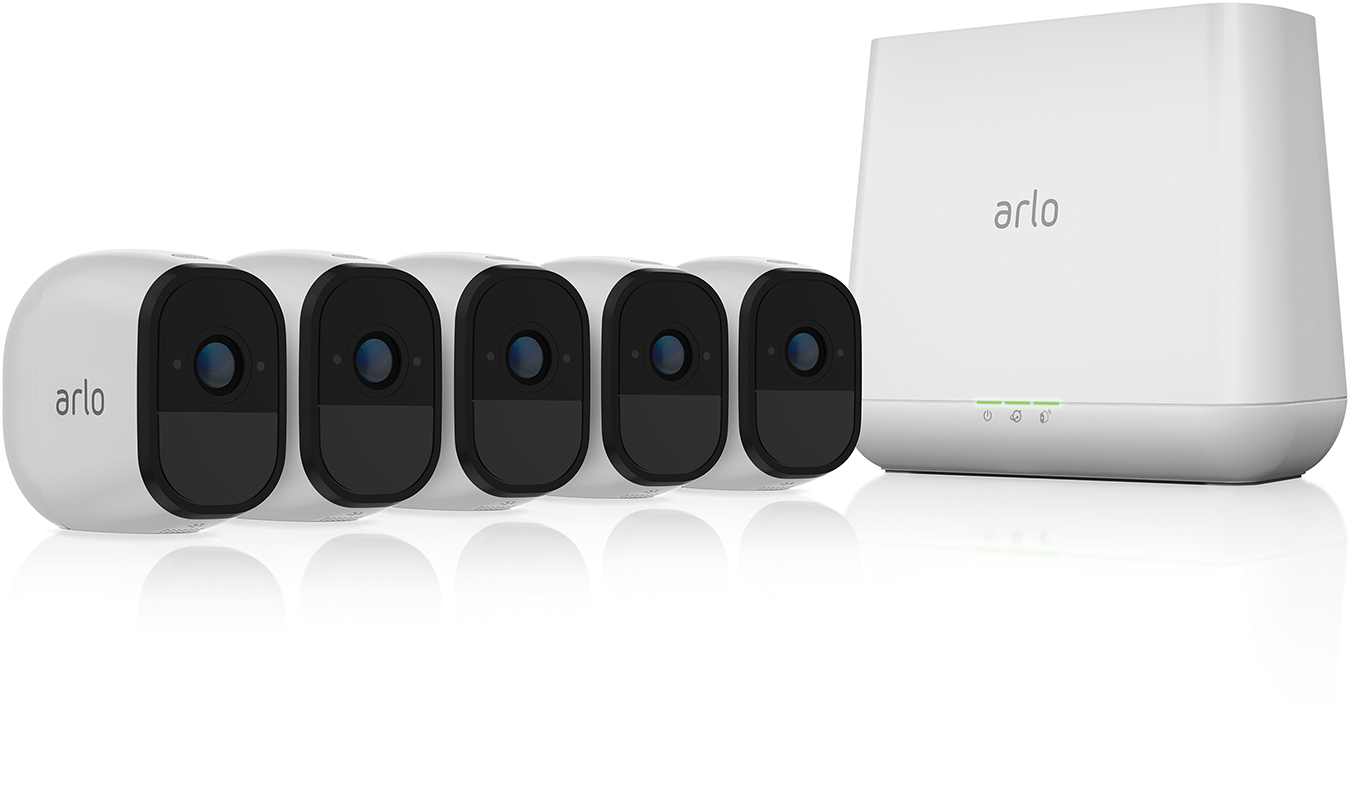 netgear 39 s new arlo pro security camera lasts six months on. Black Bedroom Furniture Sets. Home Design Ideas