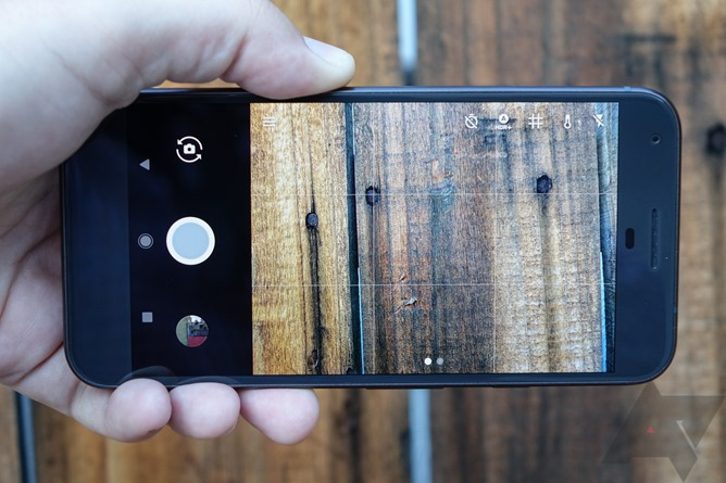 Google's Terminator-level-of-stillness electronic image stabilization also  means your 4K videos will look uncannily smooth, even if the effect can  border ...