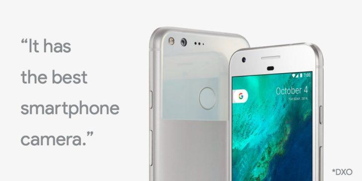 DxOMark says the Pixel phone has the best smartphone ...