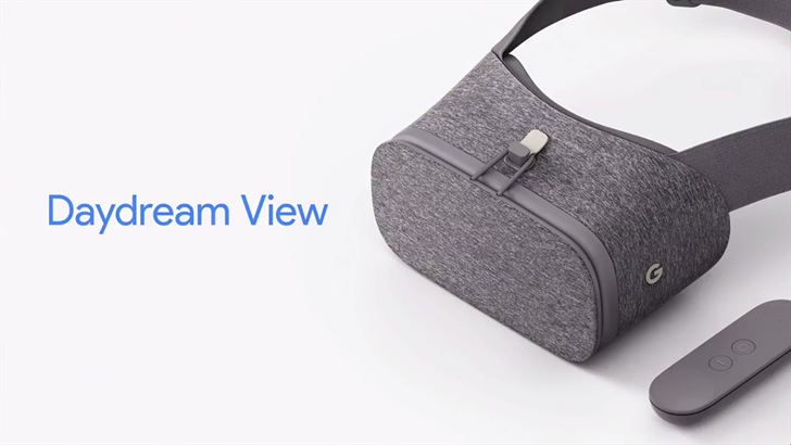 Google Daydream View Google's fabric-wrapped nexus2cee_Screenshot
