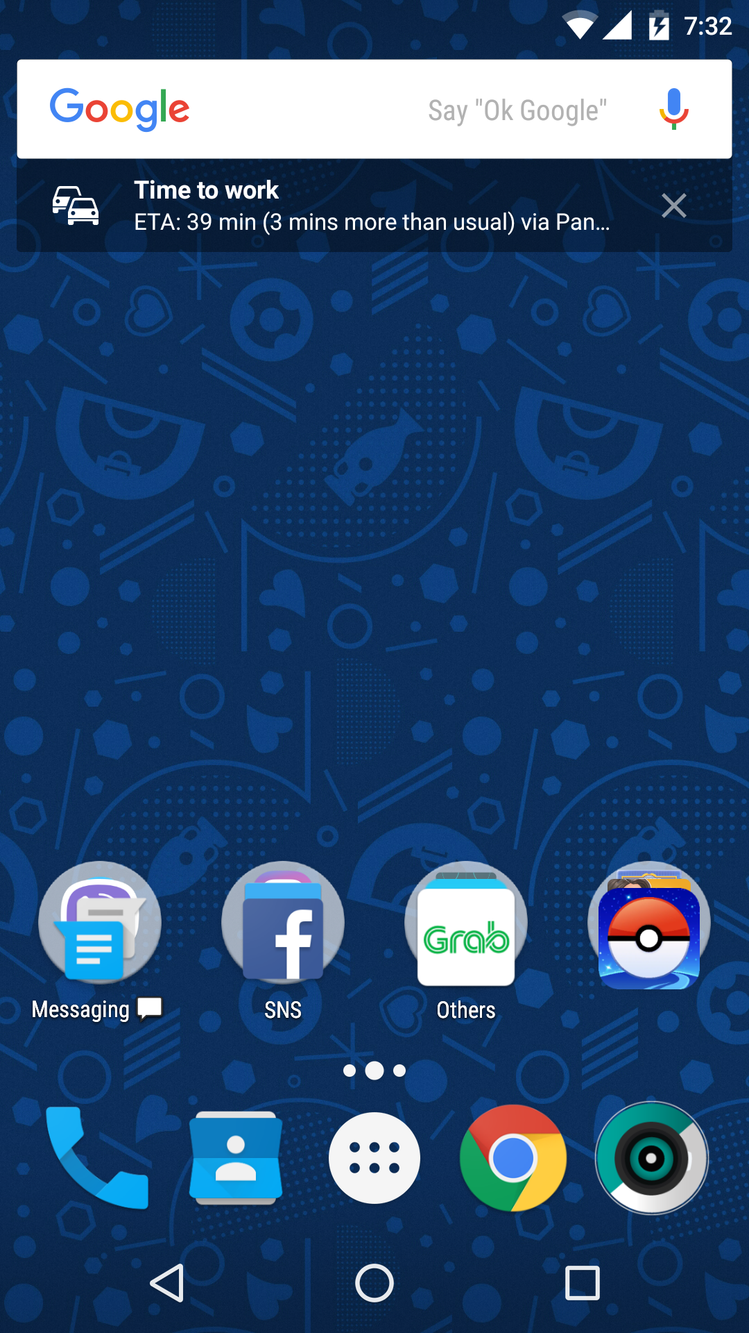 The Google Now Launcher's search widget is getting a ...