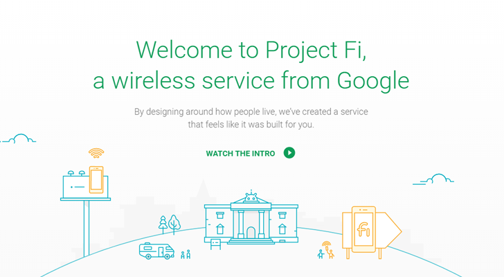 Project Fi experiments with opt-in data throttling