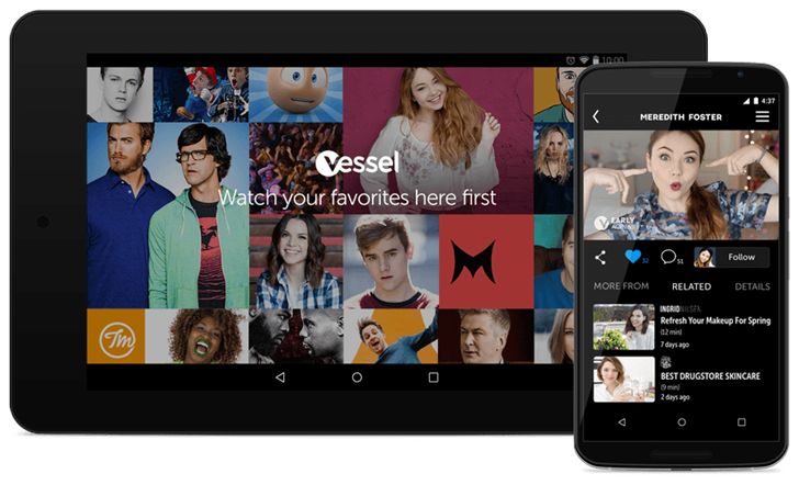 Premium indie web video service Vessel gets gobbled up by Verizon, closing down this month
