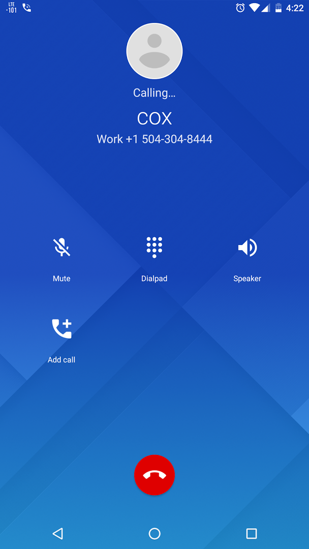 Google Phone 5 1 includes UI changes, swipe up to answer, and more