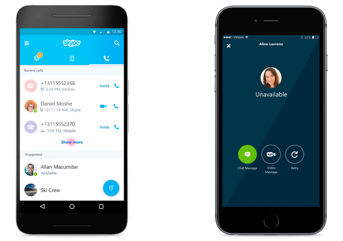 Skype announces improvements to calls and voicemail skype is one of the most common ways to make video and voip calls but there are a number of annoyances that seem to be carried over from traditional phone m4hsunfo