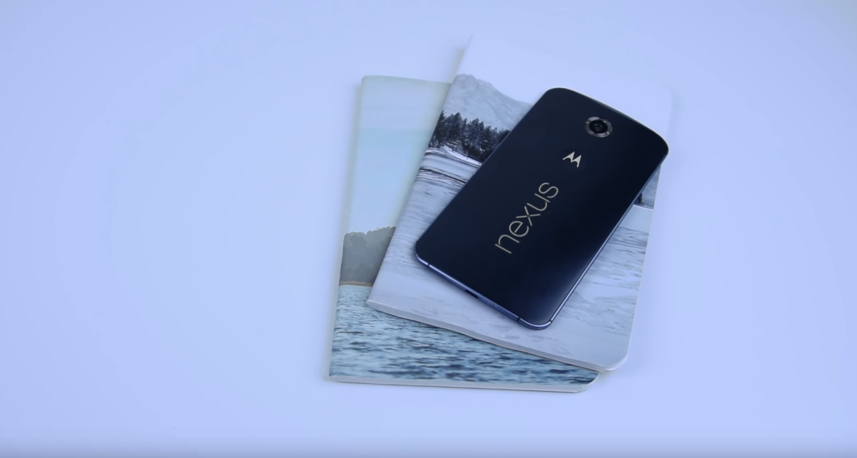 Video: Taking a look at the Nexus 6, two years later