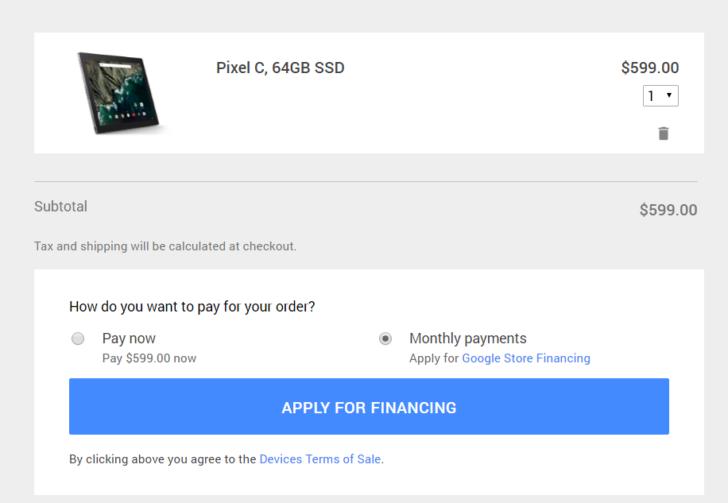 Google Store financing exclusive Pixel, nexus2cee_vyVVkpo-72