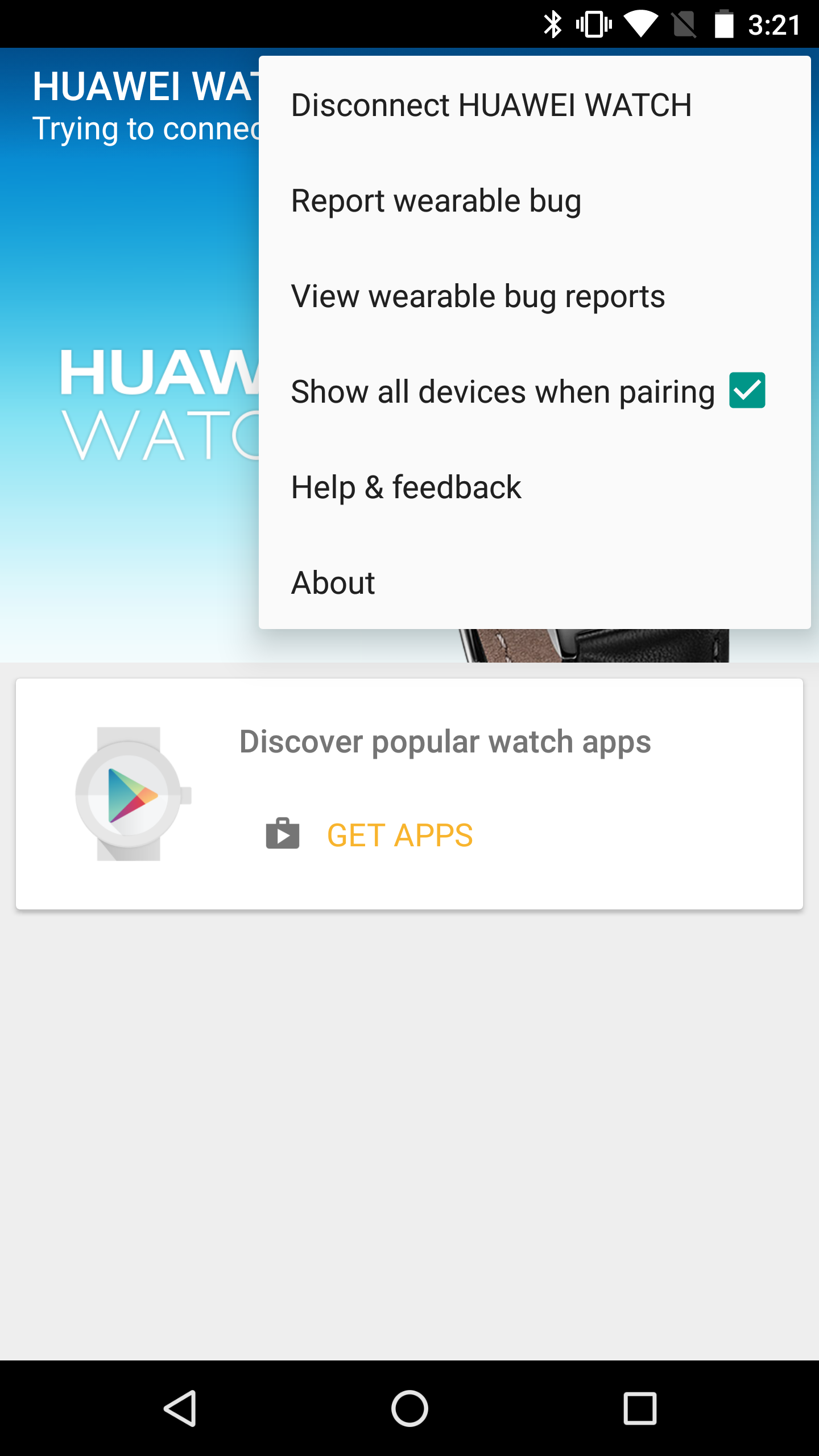 Latest beta of Android Wear companion app allows filtering ...