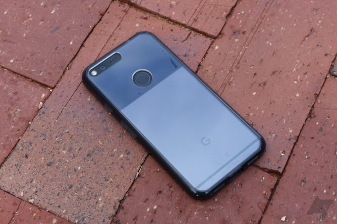 new arrival cbcf1 ab6fb Cold case files: Google Pixel case reviews (Updated: 01/09/17)