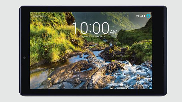 Verizon's Ellipsis 8 HD is an ordinary, budget Android tablet