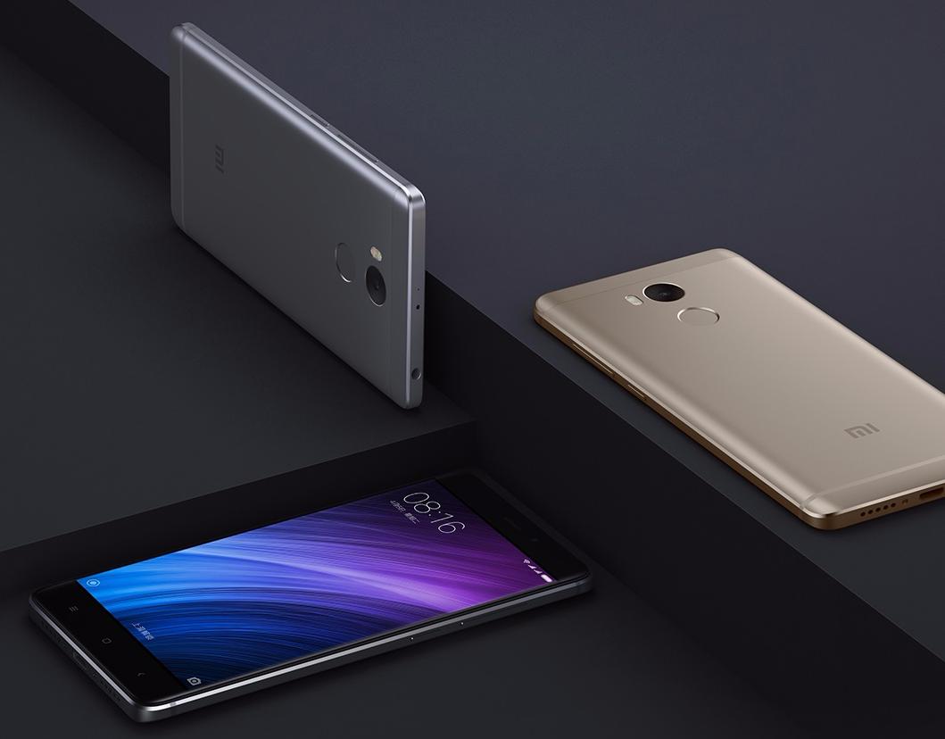 Xiaomi Announces The Redmi 4a 4 Standard And Pro 2gb 16gb Gold