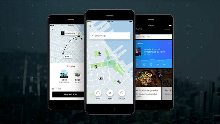 IOS, Android Redesign Brings Users A More Organized Riding Experience