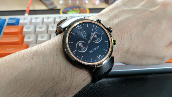Asus ZenWatch 3 review: The best Android Wear device you can get