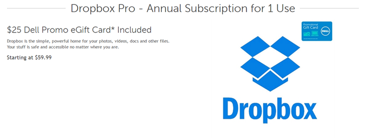 Deal Alert] Buy a 1TB Dropbox Pro subscription at 40% off, get a ...